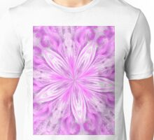 Dreaming of a pink star Unisex T-Shirt