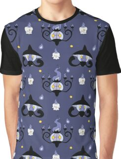 Chandelure & Friends Graphic T-Shirt