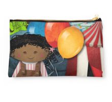 Lila At The Circus Studio Pouch