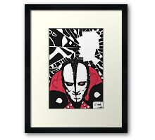 Jerry Only Framed Print