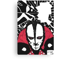 Jerry Only Canvas Print