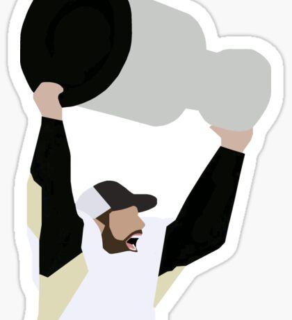 Crosby Cup Sticker