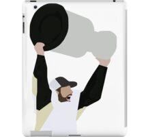 Crosby Cup iPad Case/Skin