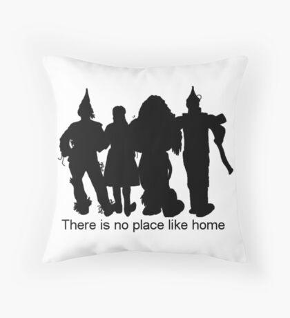 The Wizard of Oz Throw Pillow