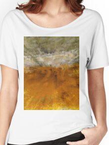 Bird's eye view. Women's Relaxed Fit T-Shirt