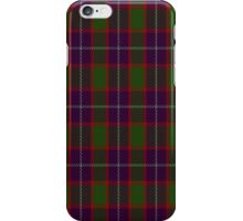 00977 Wilson's No. 199 Fashion Tartan  iPhone Case/Skin
