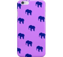 The Little Elephant 6 iPhone Case/Skin