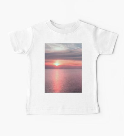 Norfolk summer sunset Baby Tee