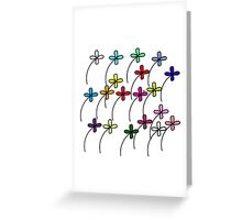 Flowersss Greeting Card