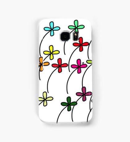 Flowersss Samsung Galaxy Case/Skin