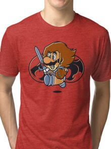 Lion-Ooki Tri-blend T-Shirt