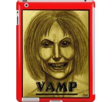 OLD VAMPIRE iPad Case/Skin