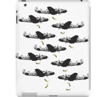 Banana Underground - Bombs away iPad Case/Skin