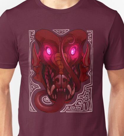 Pink-Eyed Dragon Unisex T-Shirt