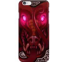 Pink-Eyed Dragon iPhone Case/Skin