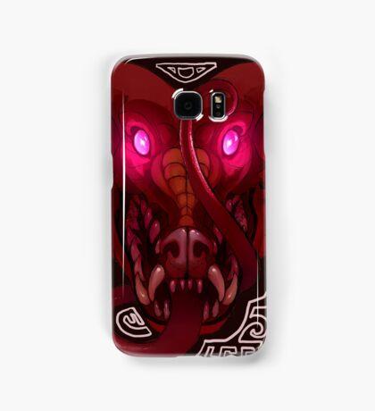 Pink-Eyed Dragon Samsung Galaxy Case/Skin