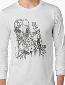 The Ood are coming Long Sleeve T-Shirt