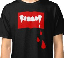 Another Bloody Vampire Book Classic T-Shirt