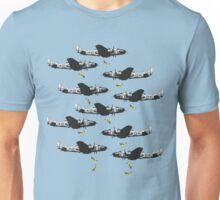 Banana Underground - Bombs away Unisex T-Shirt