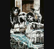 """Cover Art for """"Dark Tales from Elder Regions: New York"""" Unisex T-Shirt"""
