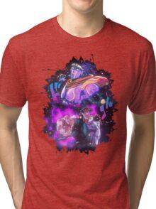 *LIMITED* Jojo's Bizarre Adventure - Jotaro Tri-blend T-Shirt