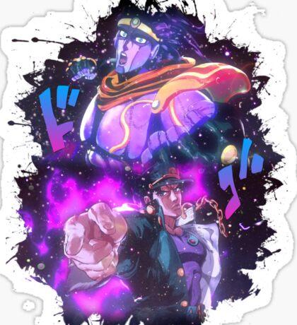 *LIMITED* Jojo's Bizarre Adventure - Jotaro Sticker