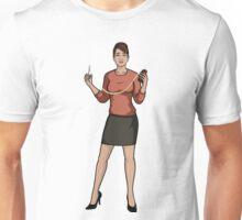 Cheryl Tunt Unisex T-Shirt