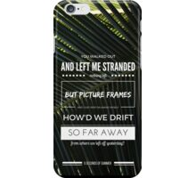 "5 seconds of summer ""castaway"" iphone case iPhone Case/Skin"