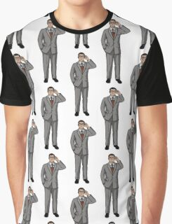 Cyril Figgis Graphic T-Shirt