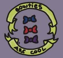 Bowties Are Cool Kids Clothes