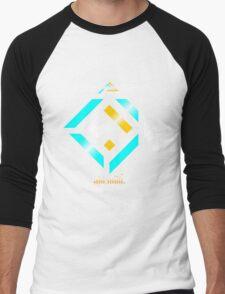 L3HARDY Men's Baseball ¾ T-Shirt