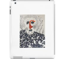 Red Nose iPad Case/Skin
