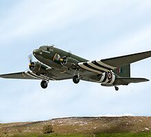 Douglas C-47 Dakota by © Steve H Clark