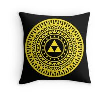 Mandala of the Goddess's Throw Pillow