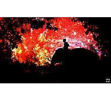 Thai Night Sky Photographic Print