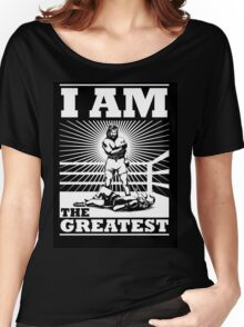 The definitive Greatest of ALL TIME! Women's Relaxed Fit T-Shirt