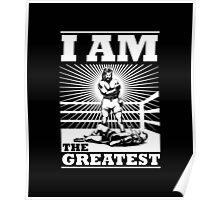 The definitive Greatest of ALL TIME! Poster