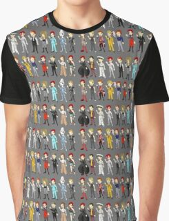 Hallo Spaceman Graphic T-Shirt