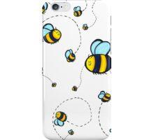 Bumble Pattern iPhone Case/Skin