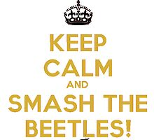 Game of Thrones, cousin orson 'Smash the beetles!' by pepijnvink
