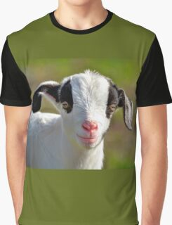 Baby Billy Goat Graphic T-Shirt