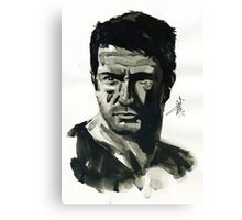 Nathan Drake from Uncharted Canvas Print