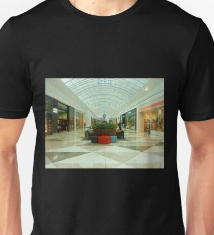 New Arcade at the Shopping Mall - Werribee Plaza, Vic. Australia Unisex T-Shirt