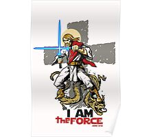 The FORCE itself. Poster