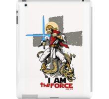The FORCE itself. iPad Case/Skin