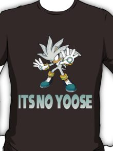 Silver The Hedgehog - It's no use  T-Shirt