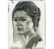 Elena Fisher from Uncharted.  iPad Case/Skin