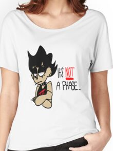 Its not a phase dude Women's Relaxed Fit T-Shirt