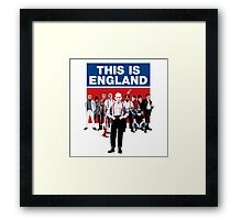 THIS IS ENGLAND MOVIE Framed Print