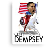 Clint Dempsey Canvas Print